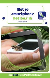 omslag Met je smartphone het bos in